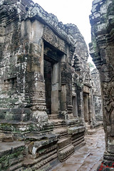 Bayon Temple, Siem Reap, Cambodia (January 2018) (H_E_L) Tags: hel cambodia siemreap angkor khmer unesco unescoworldheritage architecture asia temple buddhist buddhism bayon bayontemple