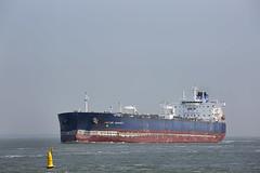 VIKTOR BAKAEV (angelo vlassenrood) Tags: ship vessel nederland netherlands photo shoot shot photoshot picture westerschelde boot schip canon angelo walsoorden viktorbakaev tanker