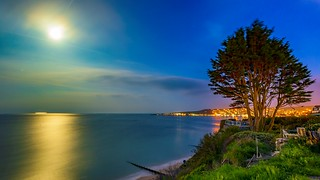Swanage Moonlight