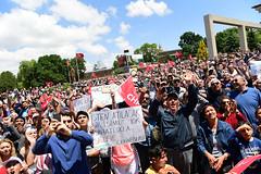 HUNKAR HACIBEKTAS VELININ HUZURUNDA (FOTO 3/3) (Muharrem INCE) Tags: siyaset sol sosyal sosyaldemokrasi chp cumhuriyet cumhurbaskani adayi ince muharrem hacibektas veli nevsehir hzurunda turbe politika turkey turkiye tbmm engin altay ankara