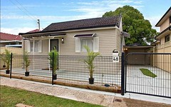 48 Stuart Street, Granville NSW