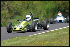 HSCC Cadwell Park - Wolds Trophy 201861 DHF_052800198 (ladythorpe2) Tags: hscc historic ford a b supported by carless race fuels association with vital equpment asssociates include avon tyres radio caroline wolds trophy cadwell park near louth lincolnshire 50 clive wood mallock mk20b formula 61 glenn eagling lotus 61mx