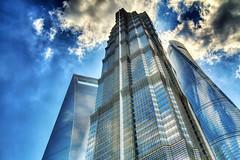 Shanghai tower (Eric Farine) Tags: shanghai tower skyline bund city china architecture