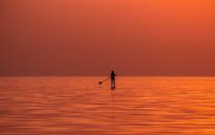 Sail away (Vagelis Pikoulas) Tags: porto germeno woman girl sail sea seascape landscape spring 2018 sun sunset tamron 70200mm vc canon 6d greece europe