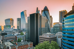 London Skyline.. (aquanandy) Tags: london skyline rooftop londres visitlondon visitlondonofficial londoncity gherkin skyscrappers skygarden sky sonya7rii sonyimages sony photographer photooftheday porn xxximages cityscapes explore followifyoulike follow sunset