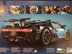 LEGO Technic - 42083 Bugatti Chiron (RS 1990) Tags: earlylook lego technic 42083 bugatti chiron 2018 new sneakpeek