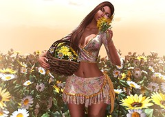 ● 1176 The Smell of Flowers (Mɪss Dɪᴀᴢ) Tags: rebelhope fameshed catwa focusposes truthhair