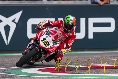 """WSBK Imola 2018 • <a style=""""font-size:0.8em;"""" href=""""http://www.flickr.com/photos/144994865@N06/41645111694/"""" target=""""_blank"""">View on Flickr</a>"""