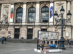 2018 05 10_0945 Lille. Place du Théâtre (yves62160) Tags: paysage urbain architecture nord lille