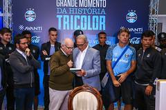 Gremio (Grêmio Oficial) Tags: libertadores conmebollibertadoresbridgestone equipe esporte esportedeacao estadio futebol gremio temporada2018