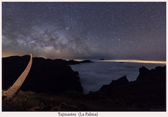 Tajinastes La Palma (yoni103) Tags: sigma sigma14mm canon6d canarias canon cielosnocturnos cielosdelapalma roquedelosmuchachos nocturnas montesdelapalma cumbresdelapalma garafia
