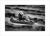 Bobby karting (tkimages2011) Tags: mono monochrome grandson kart karting race track speed boy person outdoor outside tyres