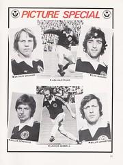 Scotland vs Bulgaria - 1978 - Page 17 (The Sky Strikers) Tags: scotland bulgaria european international match friendly sfa hampden park programme 20p