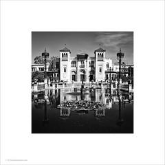 Mudejar Pavilion, Seville (Ian Bramham) Tags: mudejarpavilion seville sevilla aníbalgonzález architecture spain