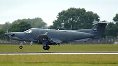 05-0447 U-28A 1st SOW USAF (MANX NORTON) Tags: pilatus u28pc12 raf mildenhall usaf a10 thunderbolt