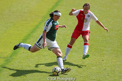 Plymouth Argyle Ladies (steve.brown420) Tags: plymouth ladies argyle football home park soccer kick score win