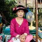 Faces of the Ton Do Market #4, Chiang Mai Thailand thumbnail