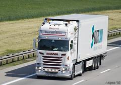 Van Den Acker (B) (Brayoo) Tags: scania streamline transport truck lkw lorry camoin camioin