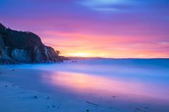 Heaven (alize_28) Tags: plage beach ocean sea sky leverdesoleil sunrise landscape nature longueexposition longexposure trezhir finistère plougonvelin france bretagne couleur colors