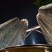 Petronas Towers at night. Kuala Lumpur, Malaysia  XOKA7352s