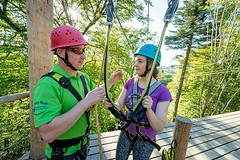 State-of-the-art customer management key ingredient of operating Leisure businesses profitably http://j.mp/2oWTQ95 (Skywalker Adventure Builders) Tags: high ropes course zipline zipwire construction design klimpark klimbos hochseilgarten waldseilpark skywalker