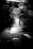 Her way back home (Black&Light Streetphotographie) Tags: monochrome mono menschen menschenbilder leute people personen portrait peoples portraits tiefenschärfe wow sony streetshots streets streetshooting schwarzweis streetportrait street sw sonya7ii streetphotographie deepoffield dof fullframe vollformat city closeup blackandwhite blackwhite bw bokeh bokehlicious urban c