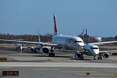 Traffic at JFK (Comiccreator24) Tags: planespotting nikonography nikon nikonphotographer nikond3400 nikondslr nikond3400photographer newyork newyorkcity nikond340070300mm nyc dslr d3400 digitalphotography d3400photographer aviation aviationphotography digital photography