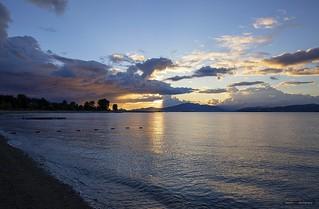 Jericho Beach Sunset [Explored]