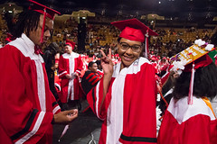 6D-0607.jpg (Tulsa Public Schools) Tags: central commencement graduation highschool ok oklahoma tps tulsa tulsapublicschools graduates people school student students unitedstates usa
