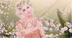 Just living is not enough (roxi firanelli) Tags: wasabi belleza whitewidow justbecause lode catwa swallow rojo uber collabor88 shinyshabby thekinkyevent secondlife appliers