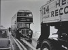 East Yorkshire Bus On Tow. (ManOfYorkshire) Tags: aec bus eastyorkshire snow 1960s breakdown truck ontow winter road route12 hull vauxhall lorry