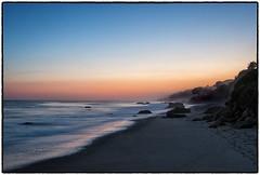 Lechuza Beach, Malibu. (drpeterrath) Tags: canon eos5dsr 5dsr malibu beach sand sky sun cloud pcean water waves pacific califonria losangeles color outdoor seascape landscape sunset sunrise