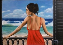 OPERE ALLIEVI (Laboratorio Artistico Mimina) Tags: designandappliedarts painting oiloncanvas