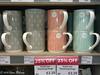 Challenge Friday, week 21, theme chevrons - Waitrose chevron mugs (karenblakeman) Tags: challengefriday cf18 chevrons mugs waitrose 2018 may uk