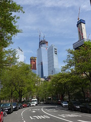 201805005 New York City Chelsea and Midtown (taigatrommelchen) Tags: 20180518 usa ny newyork newyorkcity nyc manhattan chelsea midtown icon city building architecture constructionsite street