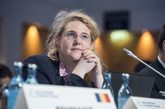 Blanka Bednarova, Czech Republic (TMB representative)