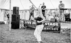 Whit Weekend , Barnard Castle , 2018 . (wayman2011) Tags: fujifilm1650f35f56 lightroomfujifilmxt10 wayman2011 bw mono rural people musicians dancers pennines dales teesdale barnardcastle countydurham uk