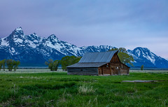 Mormon Row (Arun Sundar) Tags: barn mormonrow wyoming grandteton nationalpark landscape travel arun