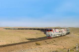 Passanger train No:34 ...