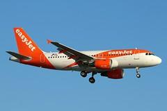 OE-LQV - LGW (B747GAL) Tags: easyjet airbus a319111 lgw gatwick egkk oelqv