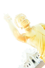 Nepal 2018_-162 (sandmilk) Tags: nepal lumbini statue buddha