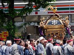 Buddhist Festival Kuramae Tokyo (Craigeye) Tags: buddhist tokyo japan festival