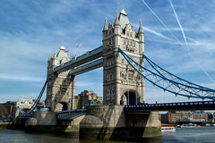 Postcard from London (Ivano Di Benedetto) Tags: london londra tamigi bridge river thames