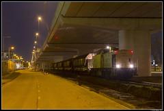 Captrain 203 101, Amsterdam (J. Bakker) Tags: captrain ct v100 230 101 amsterdam westhaven nederland