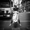 pole position (Erwin Vindl) Tags: poleposition streetphotography streettogs candid blackandwhite monochrome vienna erwinvindl olympusomd em10markii