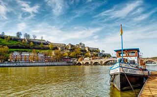 Citadelle  de Namur .