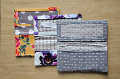 Interior of my Fabric Checkbook Covers (osiristhe) Tags: nikond5100 18200mm quilting sewing needlework