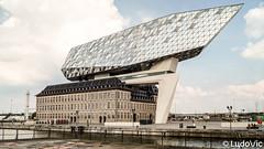 Port Authority (Lцdо\/іс) Tags: port authority antwerpen antwerp belgique belgium belgie architecture futur travel trip beauty awesome june 2018 anvers