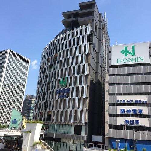 阪神デパート