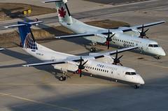 N213WQ / Bombardier DHC-8Q-402 / 4213 / Republic Airlines (A.J. Carroll (Thanks for 1 million views!)) Tags: n213wq bombardier dhc8q402 dhc8400 dhc8 dh8 dh8d dh4 4213 pw150a republicairlines unitedexpress staralliance a1c6aa toronto cyyz yyz